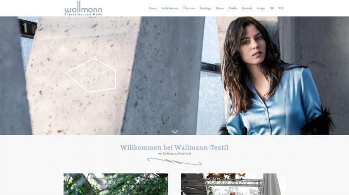 Wallmann Textil